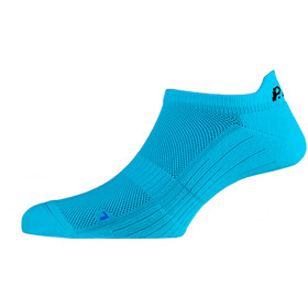 P.A.C. SP 1.0 Footie Active Short Socks Damen neon blue